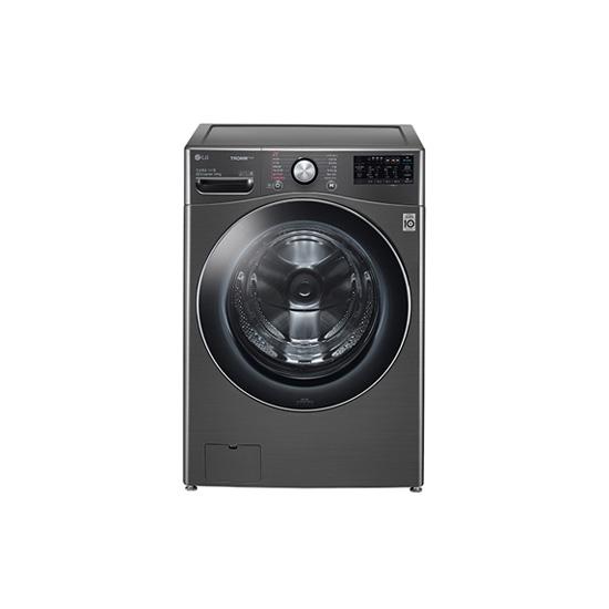 트롬 인공지능 DD 세탁기 24Kg 블랙스테인리스