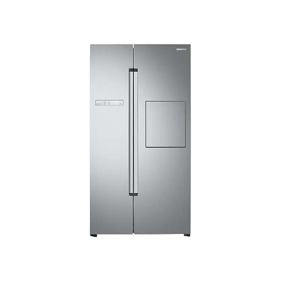 양문형냉장고 프리스탠딩 815L 실버 리얼메탈