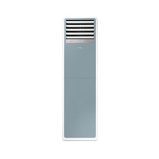 비스포크 스탠드형 인버터 중대형 냉난방기 23평형 블루 220V