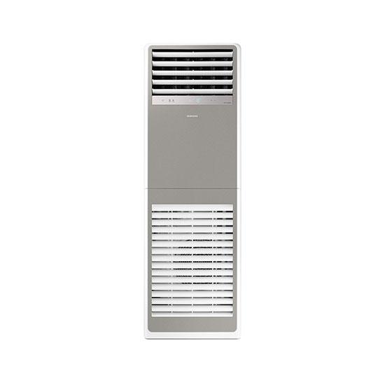 비스포크 스탠드형 인버터 중대형 냉난방기 30평형 그레이 220V