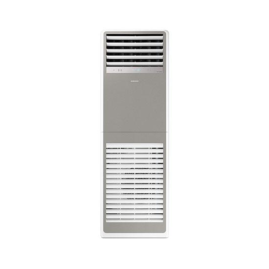 비스포크 스탠드형 인버터 중대형 냉난방기 30평형 그레이 380V