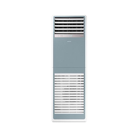 비스포크 스탠드형 인버터 중대형 냉난방기 30평형 블루 380V