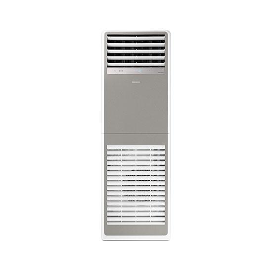 비스포크 스탠드형 인버터 중대형 냉난방기 40평형 그레이 380V