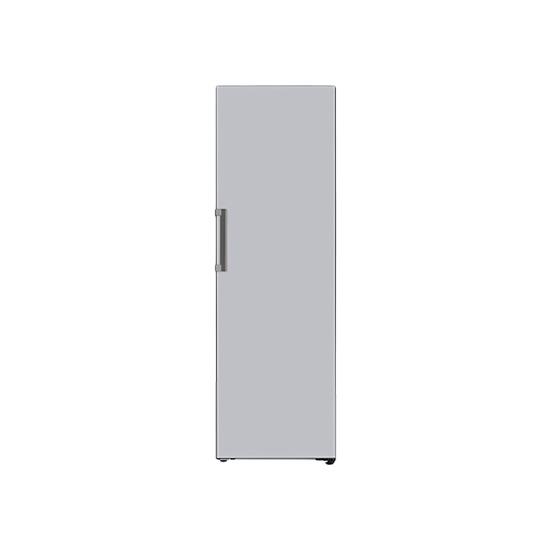 오브제컬렉션 컨버터블 냉장전용고 384L 글라스 실버