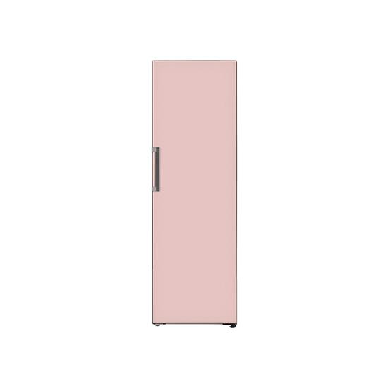 오브제컬렉션 컨버터블 냉장전용고 384L 핑크