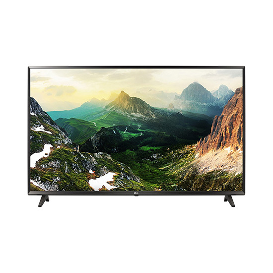 울트라 HD 커머셜(사업장용) TV 60인치 스탠드형
