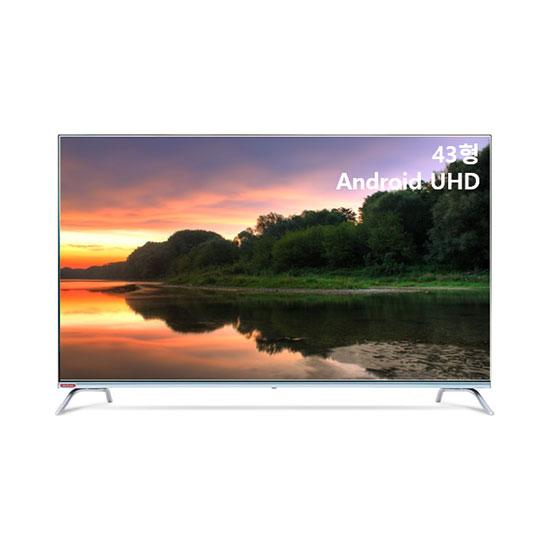 안드로이드 UHD TV 43인치 벽걸이형