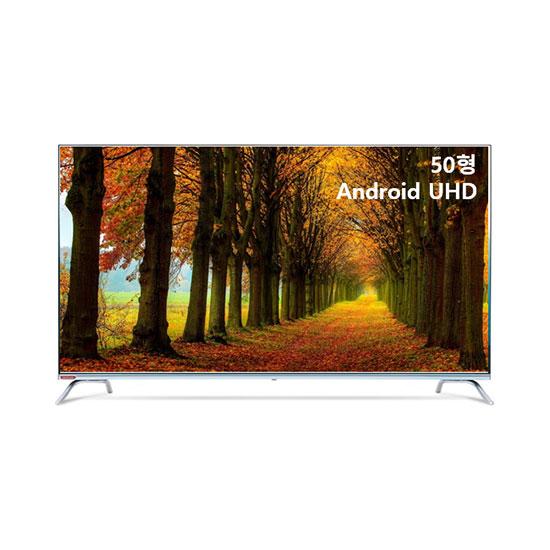 안드로이드 UHD TV 50인치 스탠드형