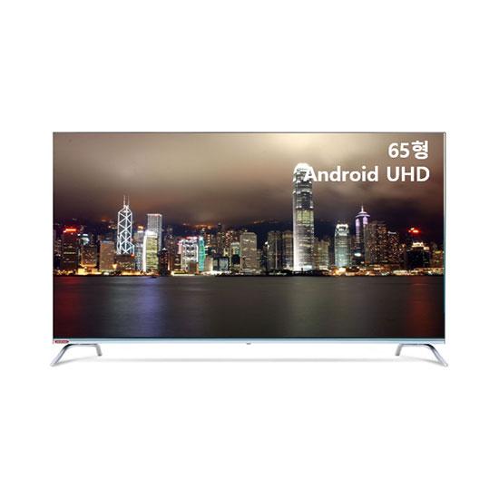 안드로이드 UHD TV 65인치 스탠드형