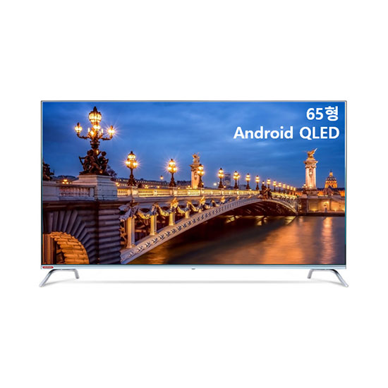 안드로이드 QLED TV 65인치 스탠드형
