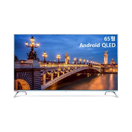 안드로이드 QLED TV 65인치 벽걸이형